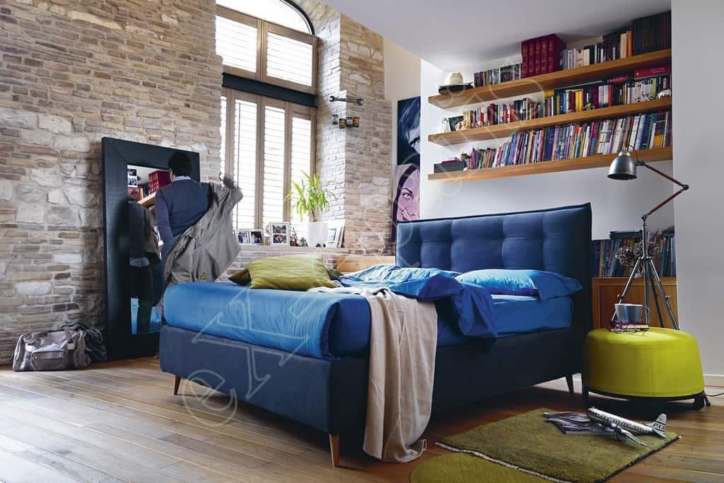 Κρεβάτι Bob Capitonne Nocits