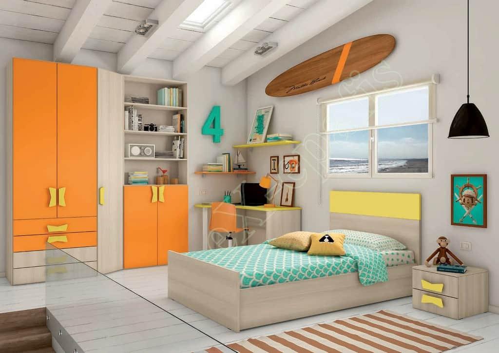 Kids Bedroom Target C102 Colombini