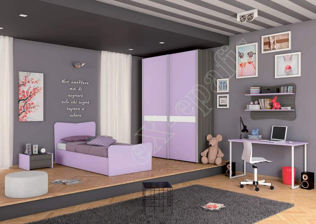 Kids Bedroom Target C103 Colombini