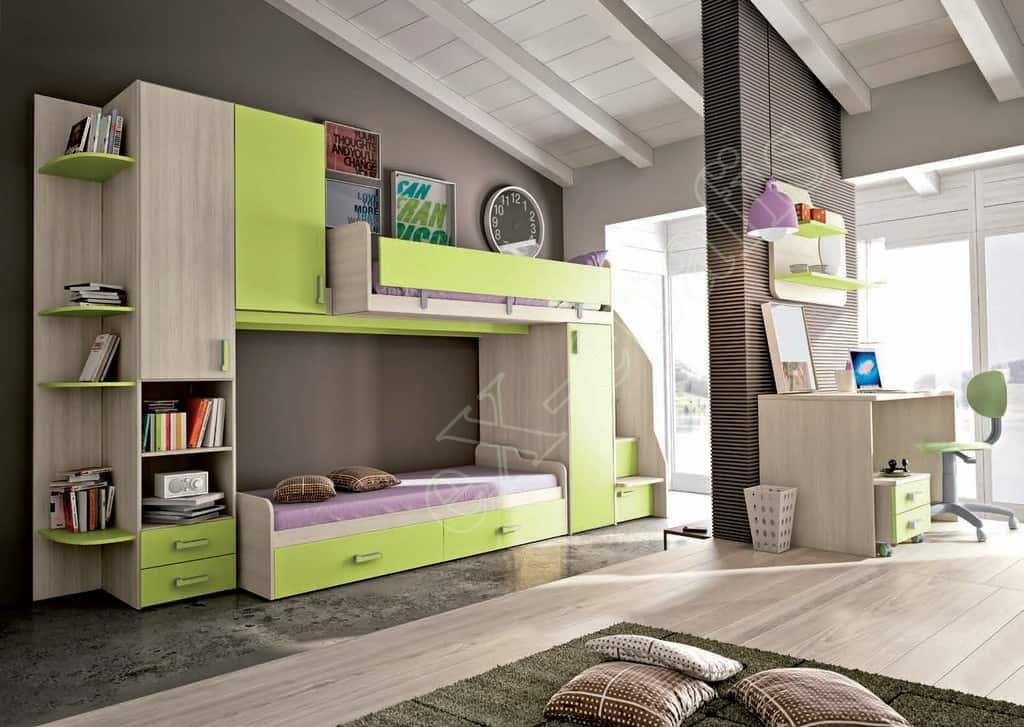 Kids Bedroom Target P103 Colombini