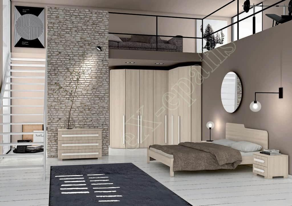 Master Bedroom Target M105 Colombini