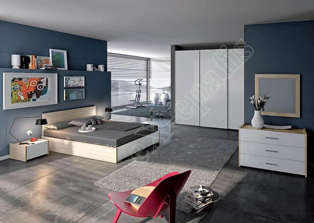 Master Bedroom Target M109 Colombini