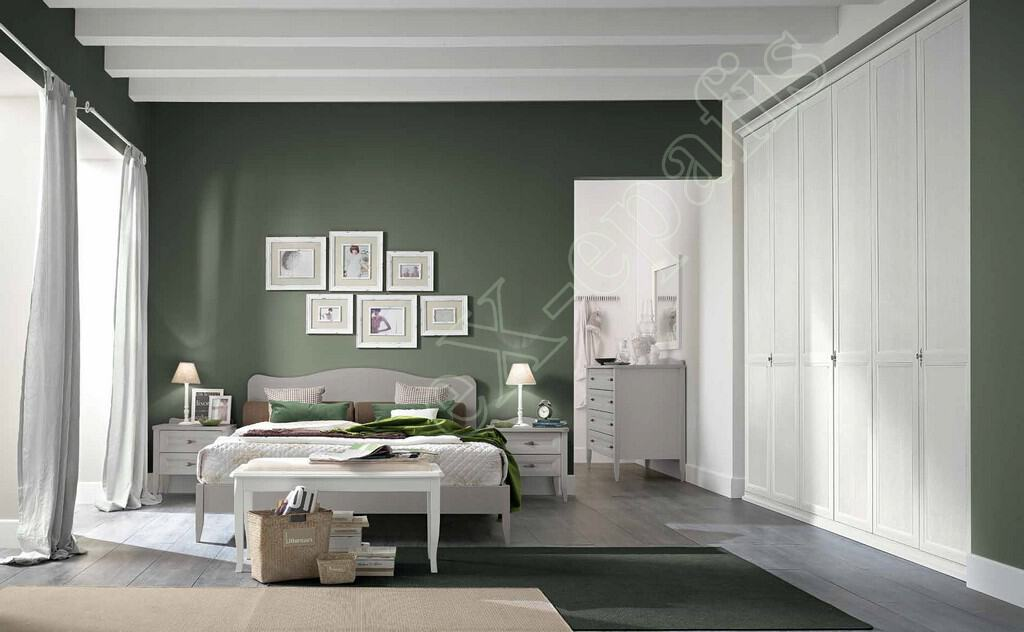 Bedroom Set Colombini Arcadia AM117