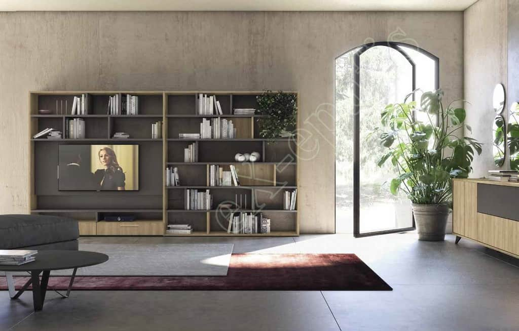 Wall Unit Living Room Colombini Golf L101
