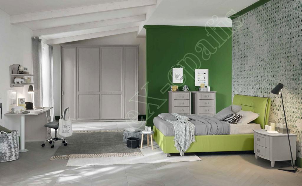 Kids Bedroom Colombini Arcadia AC102