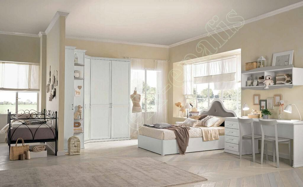 Kids Bedroom Colombini Arcadia AC111