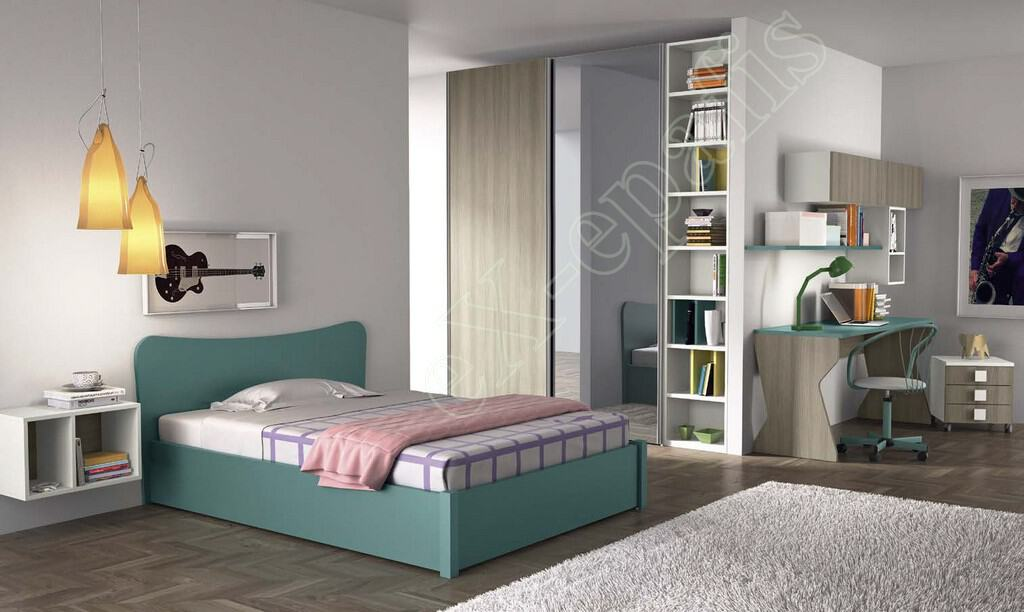 Kids Bedroom Colombini Volo C04