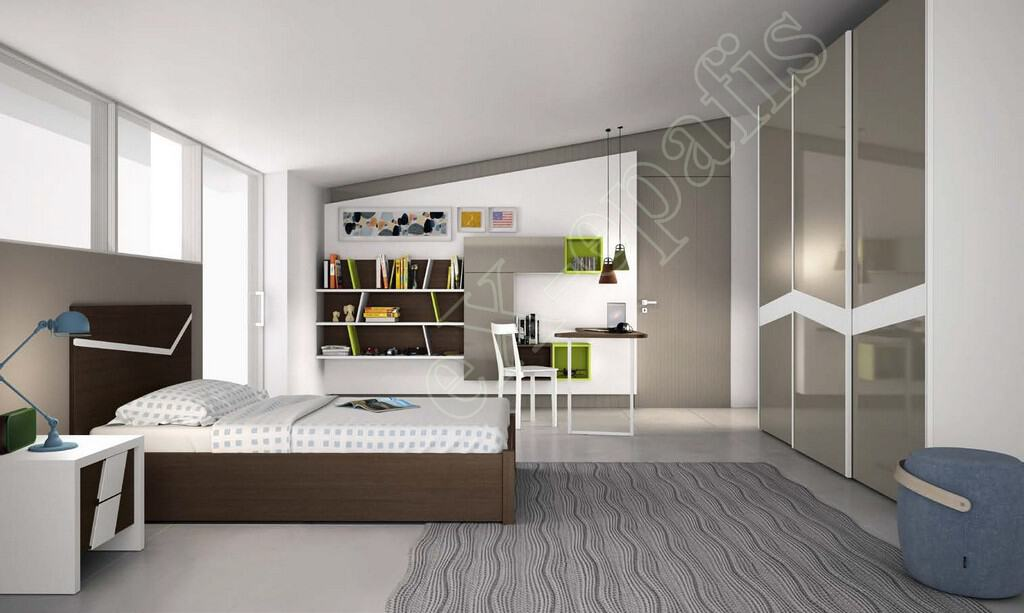 Kids Bedroom Colombini Volo C05